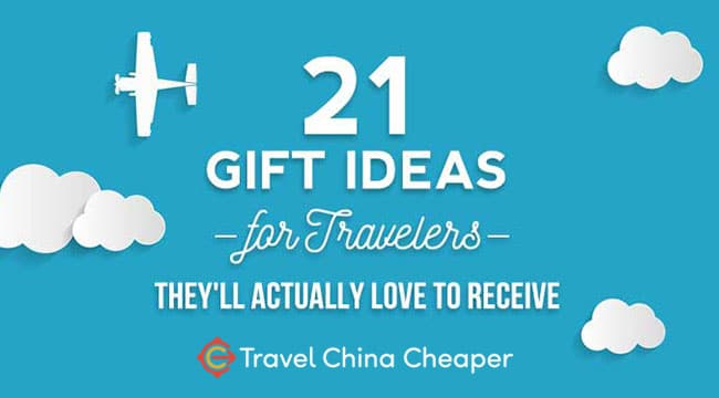 21 gifts for travelers that they'll love to receive