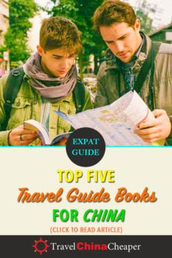 Pin this Image! Top 5 China Travel Guide Books