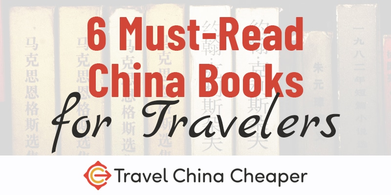 Must-read China books for travelers