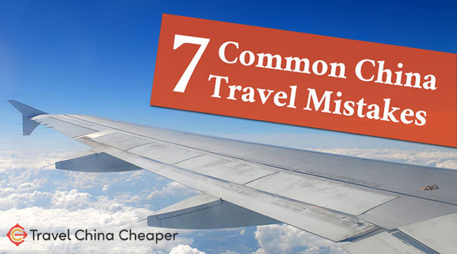 7 common China travel mistakes people make