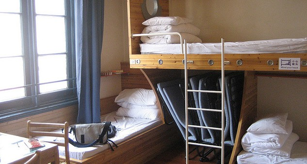 Hostels are a comfortable option in China