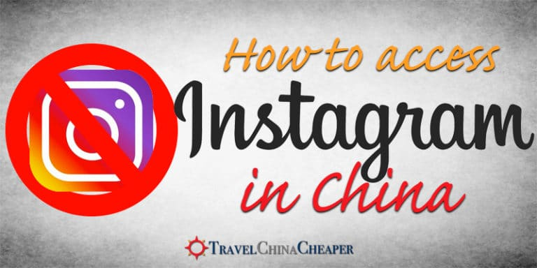 How to access Instagram in China