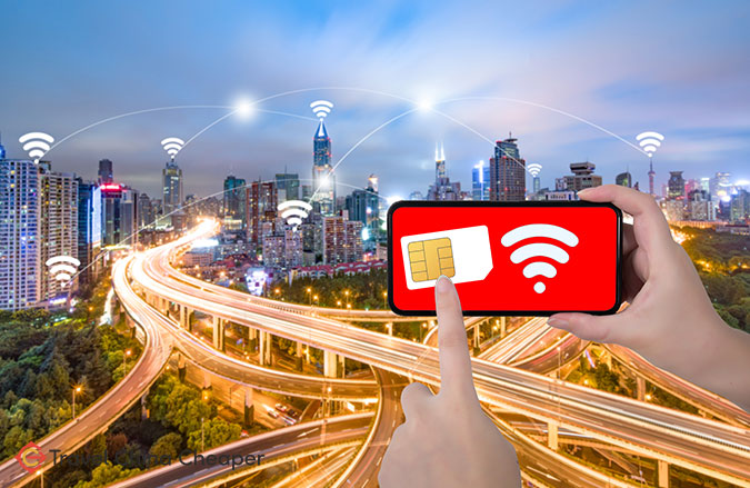 Access the Mobile Network in China