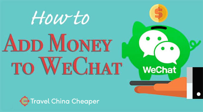How to Add money to WeChat using peer-to-peer currency exchange