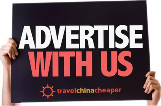 Advertise with TravelChinaCheaper