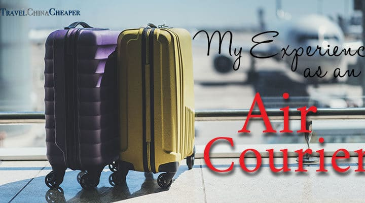 My experience as an air courier (an Airmule Review)