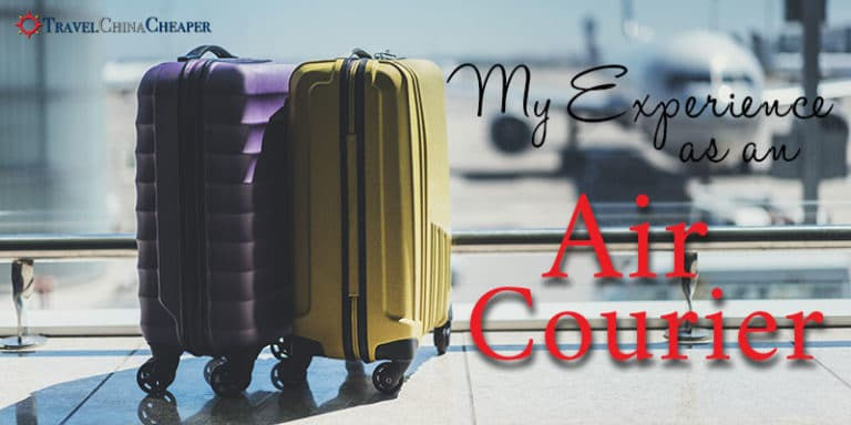 My experience traveling as an air courier (an Airmule Review)