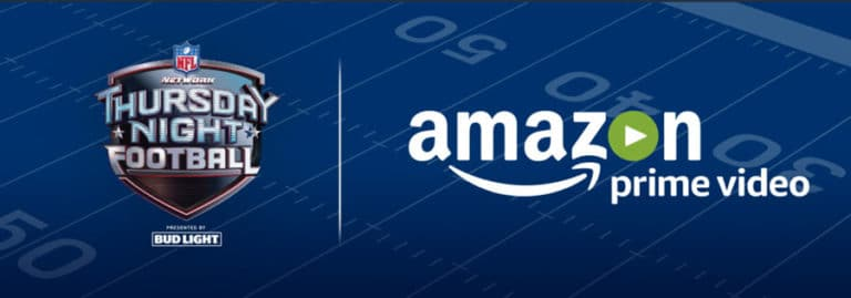 Watch Thursday Night NFL Football on Amazon Prime