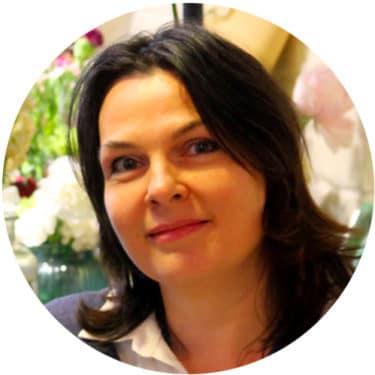 Antonella Moretti, author of Parsley & Coriander: Life in China
