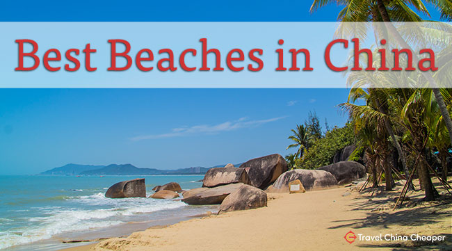 Best beaches in China that aren't overcrowded