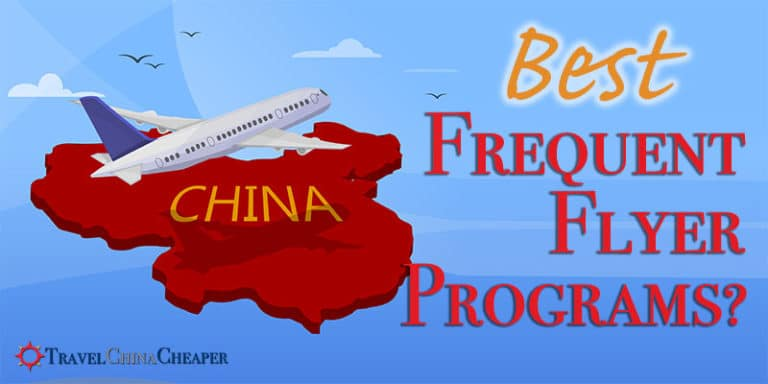 Best frequent flyer programs for China travelers