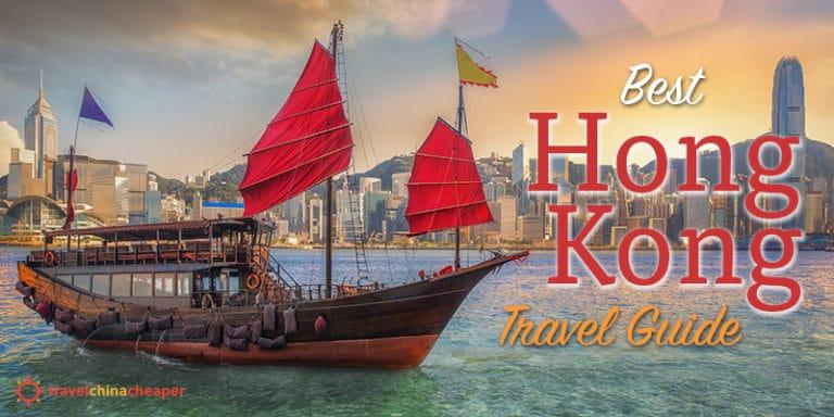 Best Hong Kong Travel guide books for 2019