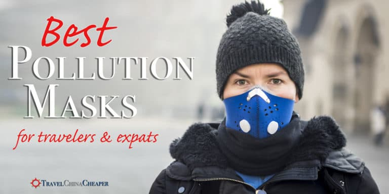 Best Pollution Masks for China, India, Pakistan and any other polluted country