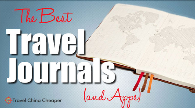 Best travel journal and best travel journal app for travelers
