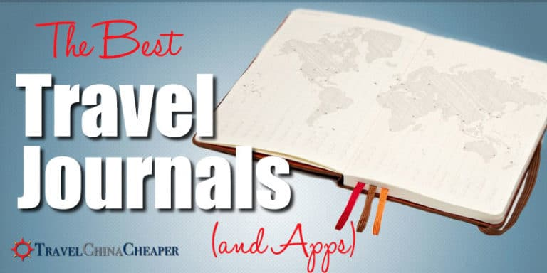 A review of the best travel journals and best travel apps on the market today