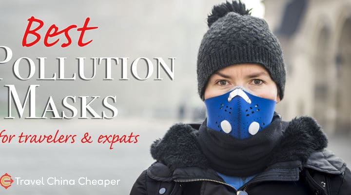 Best Pollution masks for travelers and expats