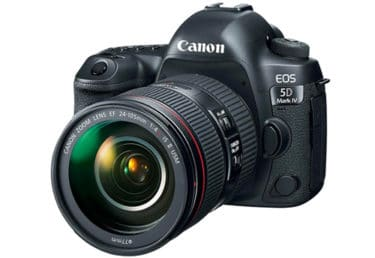 The Canon 5D Mark IV is the photographers dream travel camera
