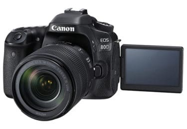 Canon 80D, a great travel camera for vloggers