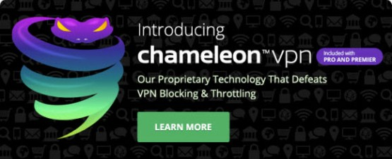VyprVPNs Chameleon is a regularly updated, proprietary encryption protocol