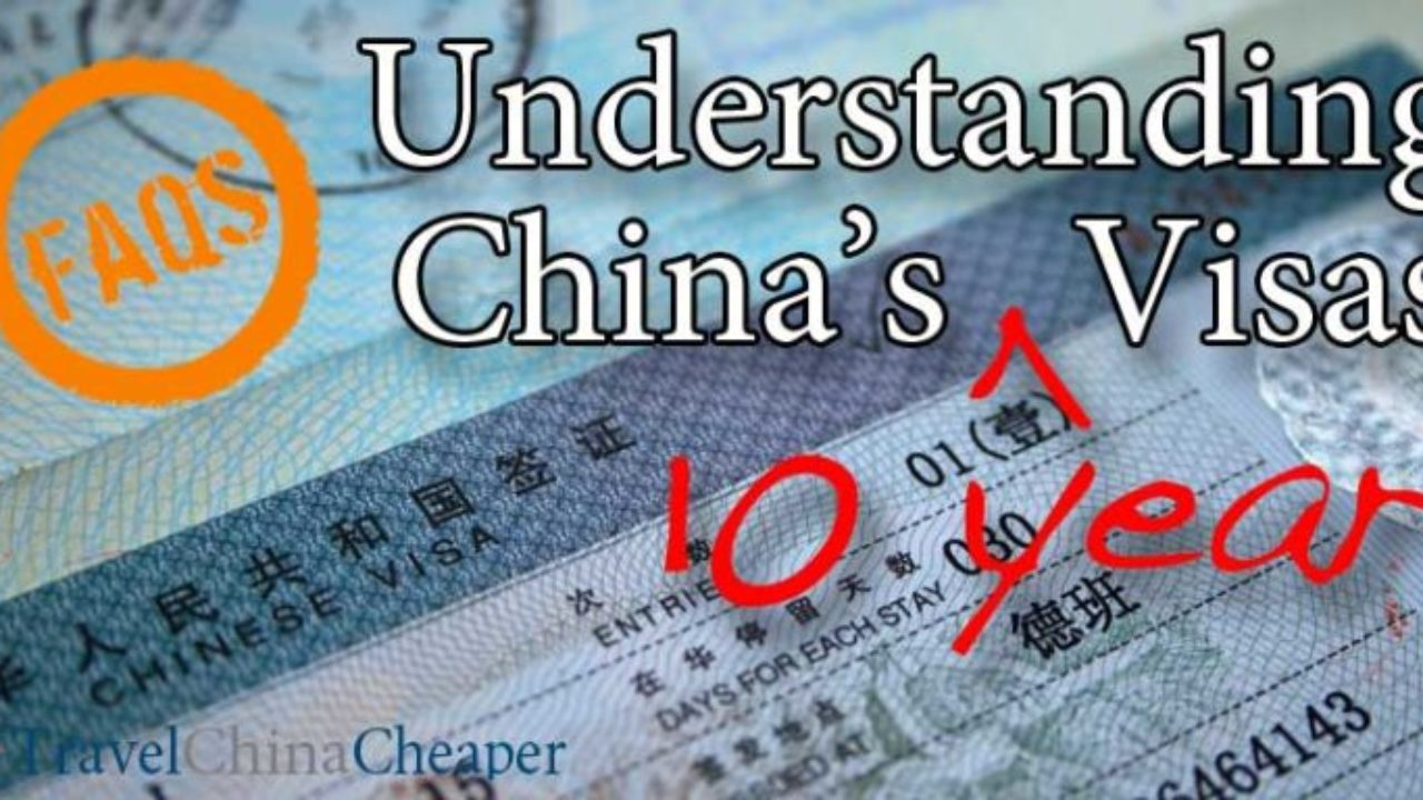 10-Year China Visa Explained (Everything you need to know!)