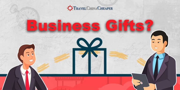 Business gifts for Chinese business partners