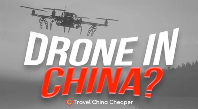 China drone regulations in 2020