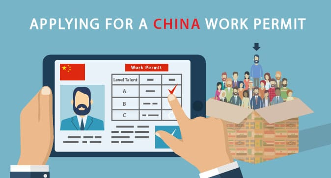 China's foreigner grading system for expat work visas