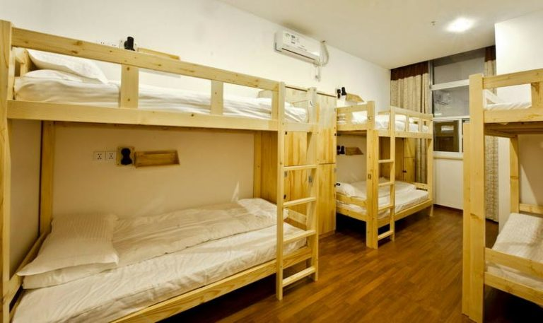 An example hostel in China, one way to save money on your China travel budget