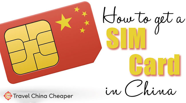 How to get a SIM card in China