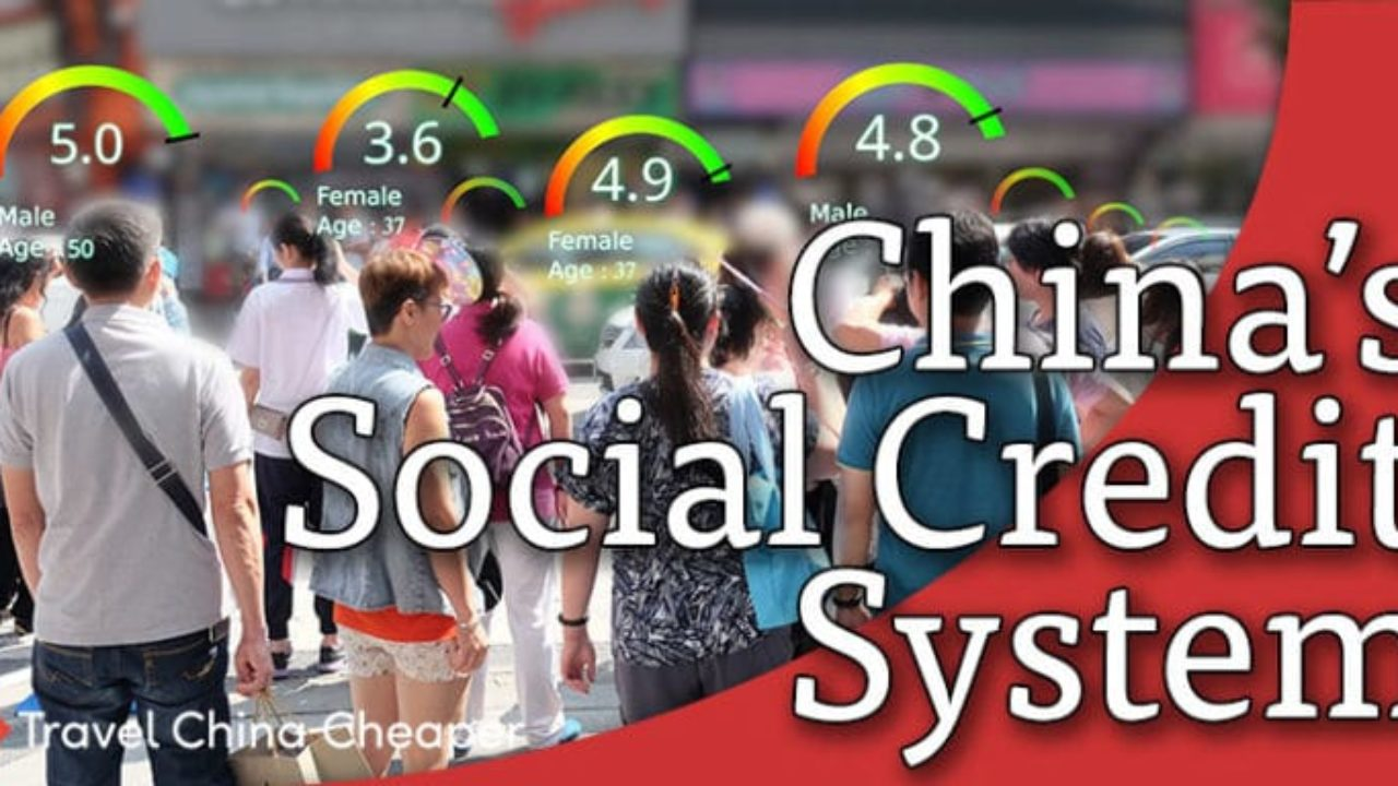 China's Social Credit System & Foreigner Grading System Explained