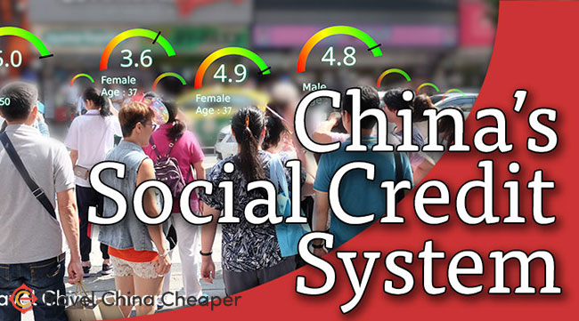 What is China's Social Credit System and how does it affect foreign travelers? What about China's foreigner grading system?