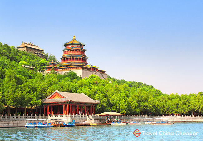 China's Summer Palace in Beijing