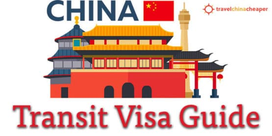 China transit visa guide
