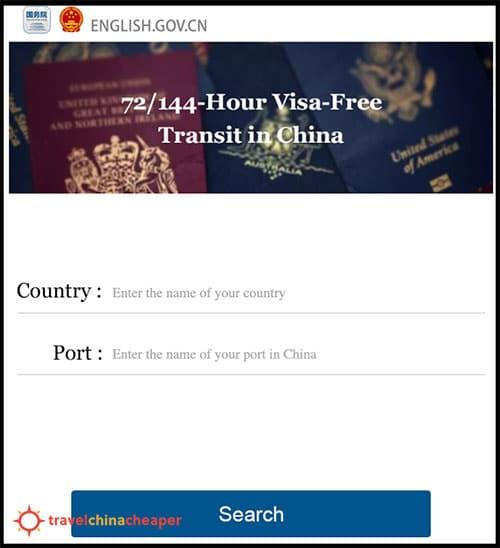 China Visa-Free Transit Guide 2019 | 72 & 144-hr Transit