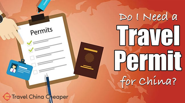 Do you need a travel permit for China in 2020?
