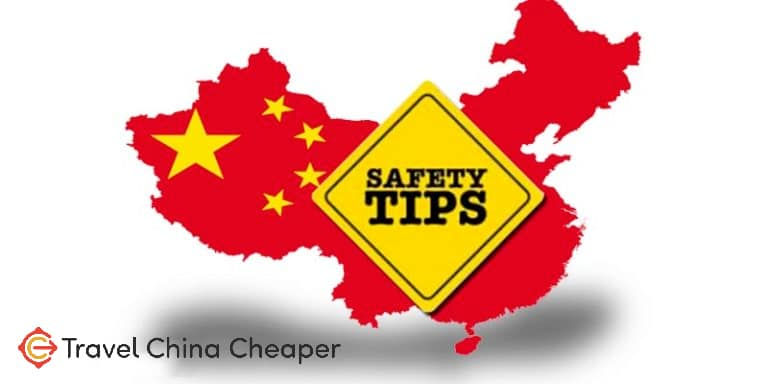 China travel safety tips