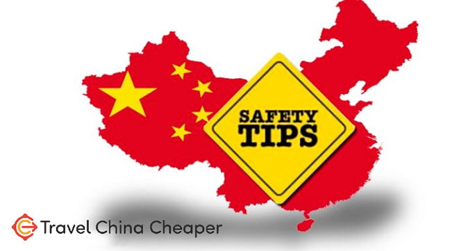 China travel safety tips