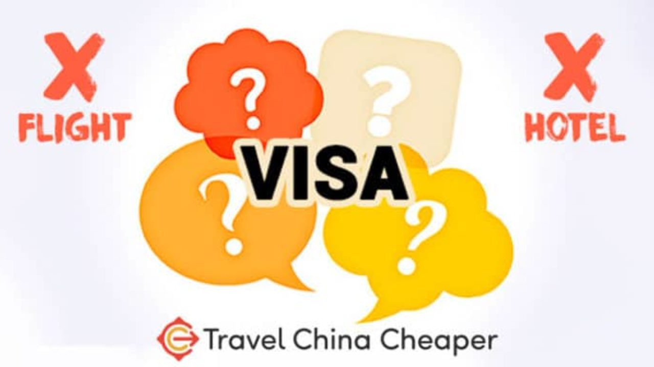 How to Create a China Visa Itinerary without Flight or Hotel