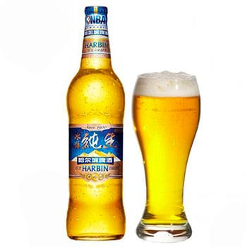 Harbin Beer from China
