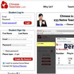 Chinese Teachers Logo