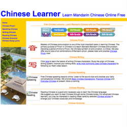 Chinese learner logo