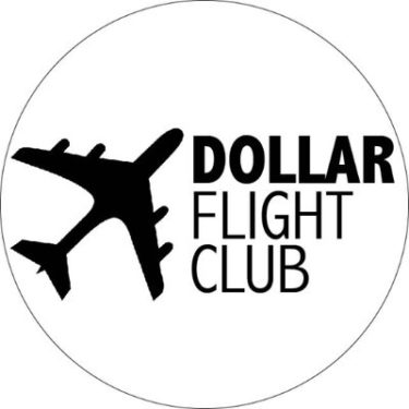 The Dollar Flight Club logo