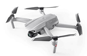 The DJI Mavic Air 2 is the best overall travel drone