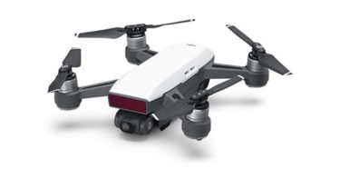 DJI Spark, another great drone for travelers