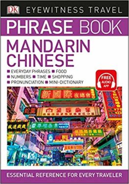 DK Mandarin Chinese Phrase Book