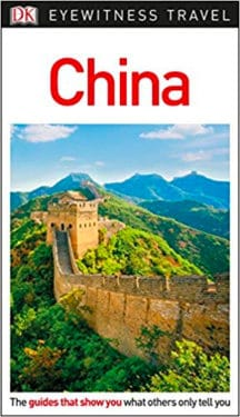DK Eyewitness Travel China guide book