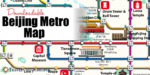 Downloadable Beijing Metro map for tourists