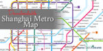 Downloadable Shanghai Metro Map (Subway map)