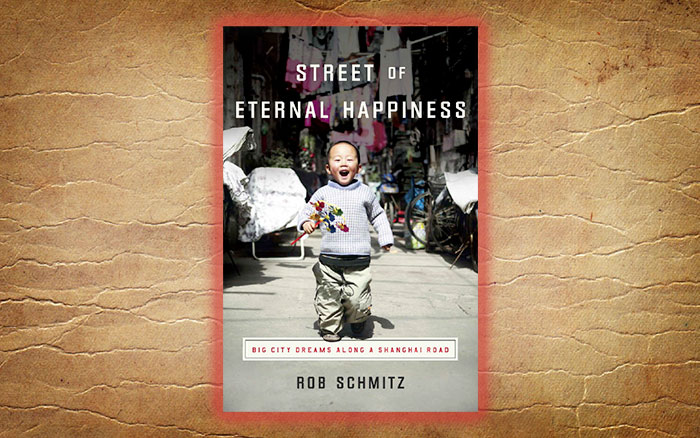 Street of Eternal Happiness, a book by Rob Schmitz