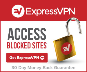 Use ExpressVPN to access blocked sites in China